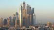 Skyscrapers & skyline, Dubai Marina District, Dubai