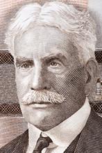 Robert Borden Portrait From Canadian Money