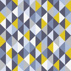 Fototapeta cool and modern mosaic pattern
