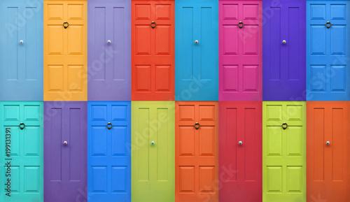 Photo London Doors