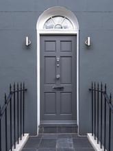 Traditional Door To 18th Centu...