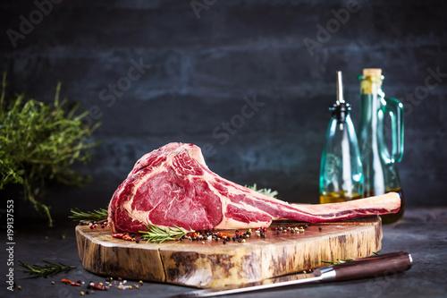 Tomahawk Steak (grillzeit)