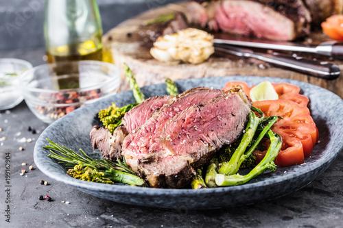 Fotografie, Obraz  Tomahawk Steak (grillzeit)