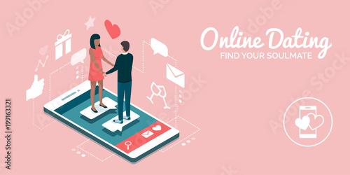Fotografía  Online dating and relationships