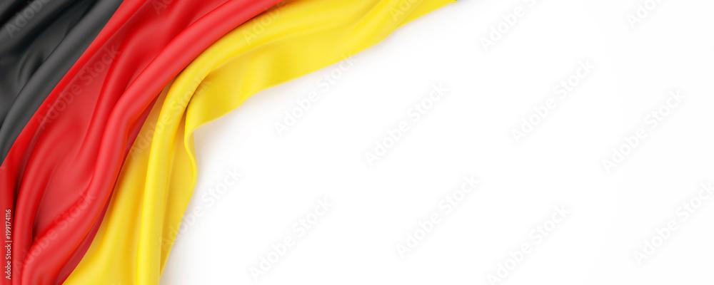 Fototapeta Germany Flag