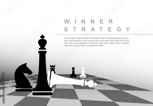 Chess Infographic Layout. Buy this stock template and explore ...