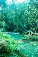 Than Sawan Waterfall In Doi Ph...