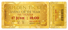 Golden Ticket, Golden Token (t...