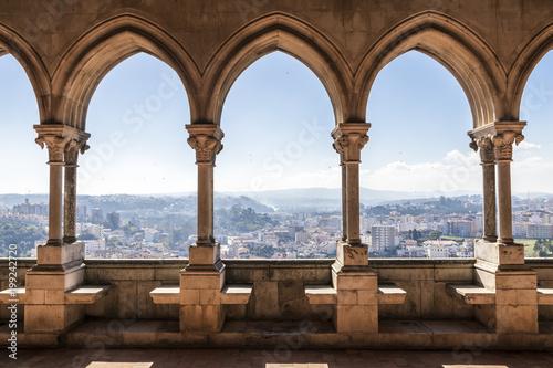 Fotografiet Leiria, Portugal