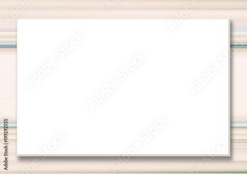 Mock up template with big white rectangular text box striped border mock up template with big white rectangular text box striped border abstract pastel beige stopboris Images