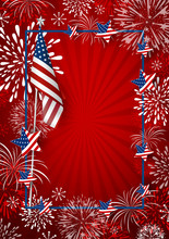 USA Background Design Of Ameri...
