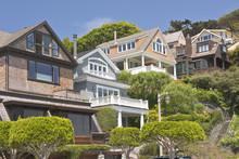 Sausalito California Houses On...