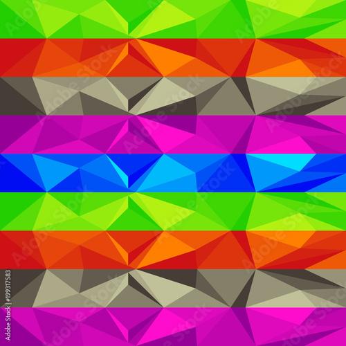 Fototapety, obrazy: color of pattern
