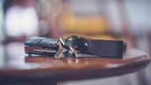 Bunch Of Car Keys