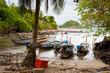 Seagypsy village on Koh Lanta