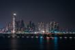 skyline at night - skyscraper cityscape, Panama City