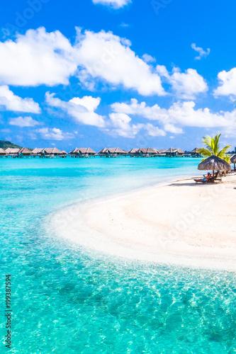 Fotobehang Oceanië Bora Bora Island, French Polynesia.