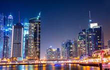 Marina - Dubai - Night View