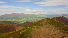View From Mountain Path Of Nor...