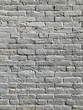 Texture of white brick wall. Background and detail.