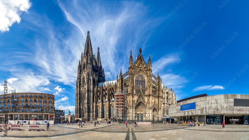 Fototapety, obrazy: Kölner Dom, Köln
