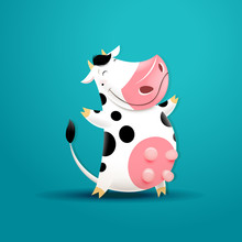 Vector Illustration Of Funny S...