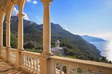 Son Marroig Mansion, Deia, Mallorca (Majorca), Balearic Islands, Spain, Mediterranean