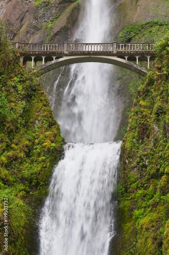 Fototapeta premium Wodospad Multnomah