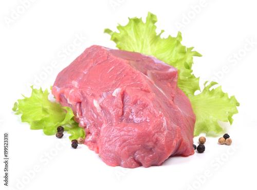 Staande foto Vlees Meat beef