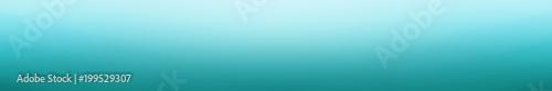 Fototapeta Turquoise web site header or footer background obraz