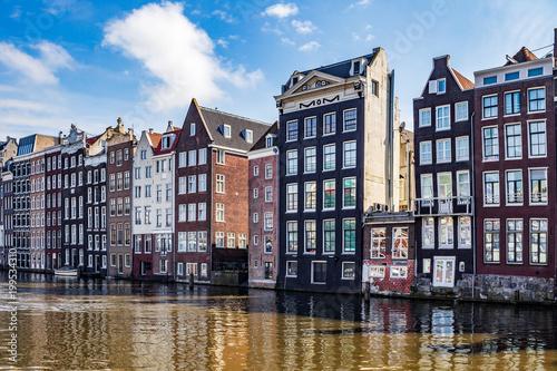 Deurstickers Amsterdam Amsterdam