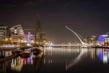 Beautiful Night View Of Dublin...