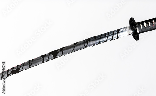 Photo Sharp Katana Sword Blade
