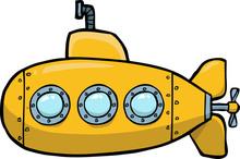 Doodle Yellow Submarine