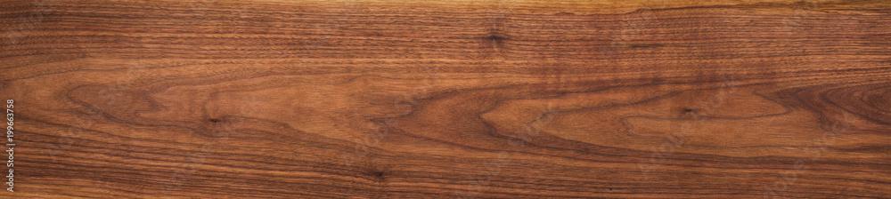 Fototapety, obrazy: Walnut wood texture
