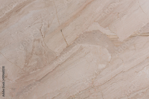 Marble background in gentle light brown tone.