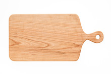 Cherry Wood Cutting Board, Han...
