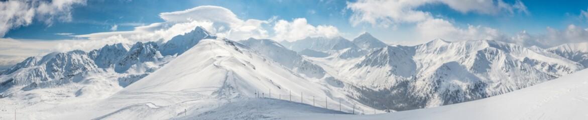 Kasprowy wierch High Tatras