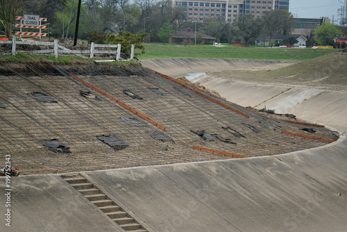 Watershed - Erosion Control Fototapet