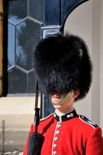 Fotografía Royal Guard in Tower of London