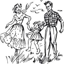 Harmonic Family Life 2, Retro ...