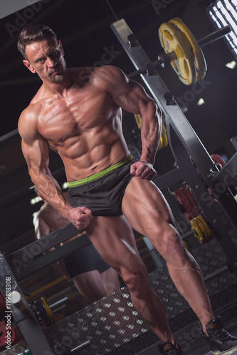 Mature muscle sexy
