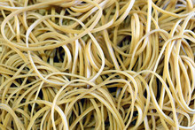Rubber Bands Background