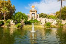 Parc Ciutadella Or Citadel Park
