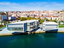 Centro Botin Center In Santander