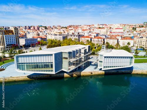 Fotografie, Obraz  Centro Botin Center in Santander