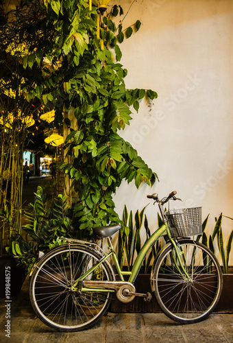 Foto op Canvas Fiets Bicycle in Hoi An Vietnam
