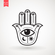 Hamsa Or Hand Of Fatima, Good ...