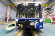 Trolleybus production line