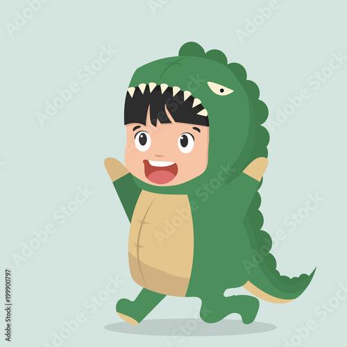 Photo Stands Fairies and elves Cute boy Fashion Dinosaur Animal Onesie